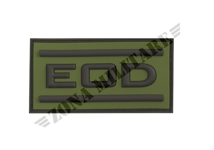 EOD RUBBER PATCH FOREST JTG