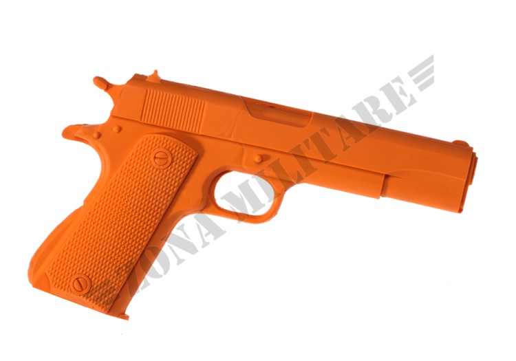 PISTOLA TRAINING M1911 ORANGE TRAINING GUN BIG DRAGON