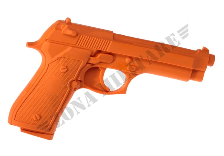 PISTOLA TRAINING M9 ORANGE TRAINING GUN BIG DRAGON