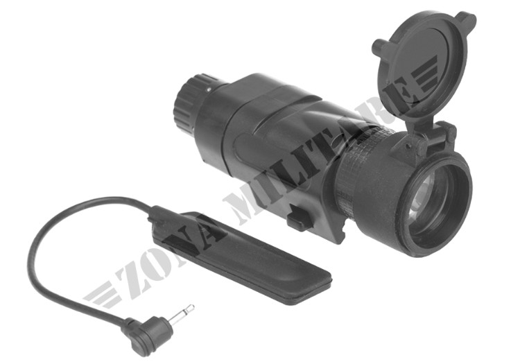 M3X TACTICAL ILLUMINATOR LONG ELEMENT BLACK VERSION
