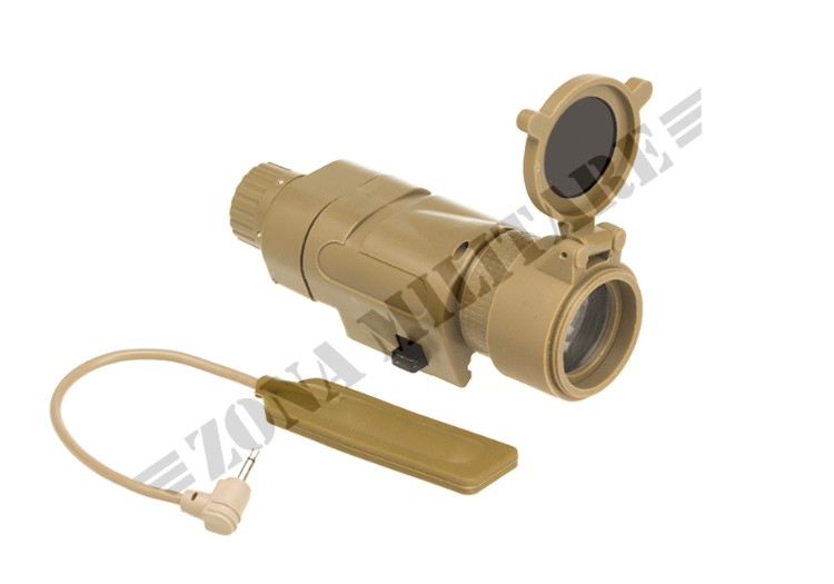 M3X TACTICAL ILLUMINATOR LONG ELEMENT TAN VERSION