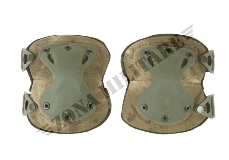 GINOCCHIERE XPD KNEE PADS INVADER GEAR ATACS FG