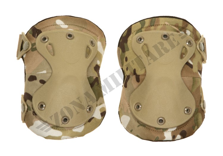 GINOCCHIERE XPD KNEE PADS  INVADER GEAR MULTICAM