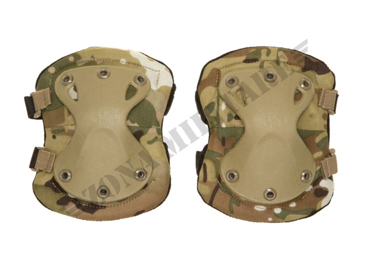 XPD ELBOW PADS INVADER GEAR MULTICAM COLOR