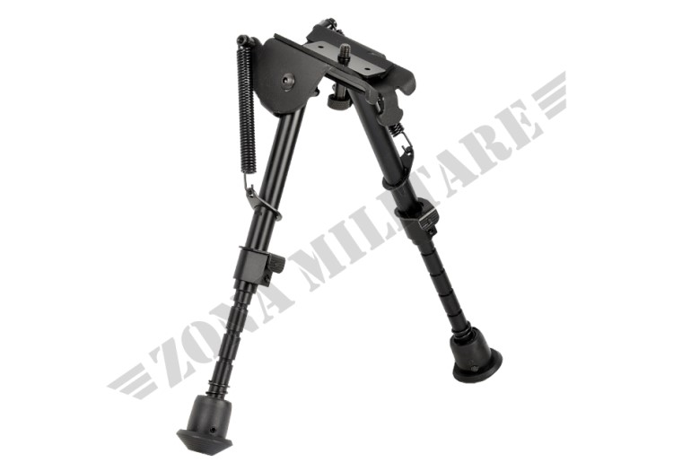 TACTICAL BIPOD SRC FULL METAL BLACK VERSION