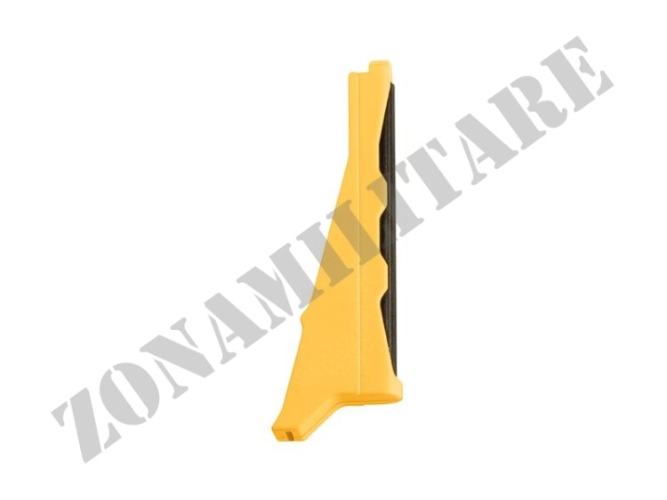 ACCIARINO CON FISCHETTO EMERGENZA SIGNAL YELLOW LEATHERMAN