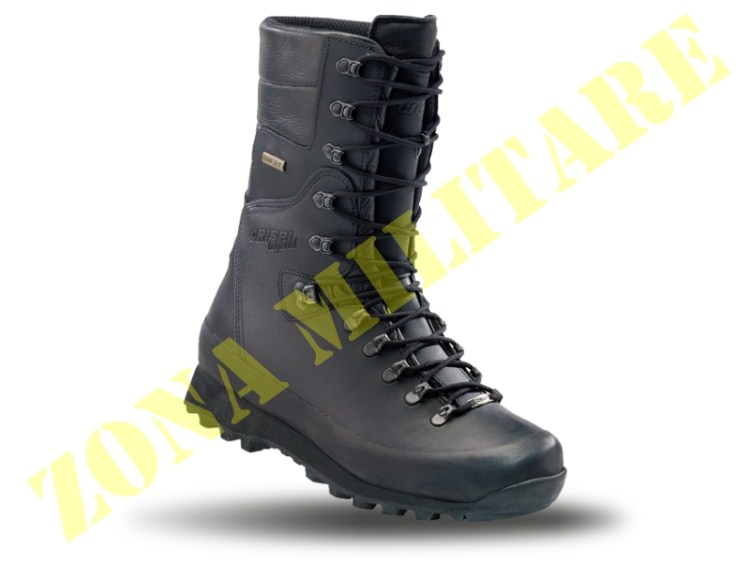 ANFIBIO CRISPI MODELLO BLACK HUNTER GTX BLACK