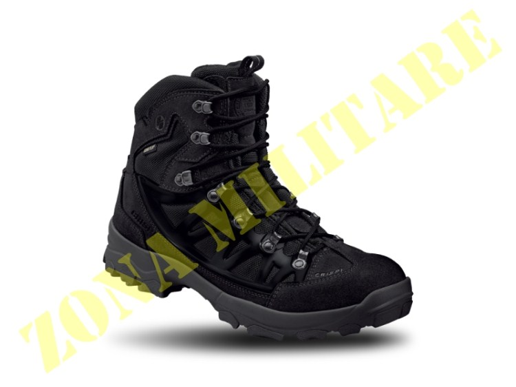 ANFIBIO CRISPI MODELLO STEALTH PLUS GTX BLACK