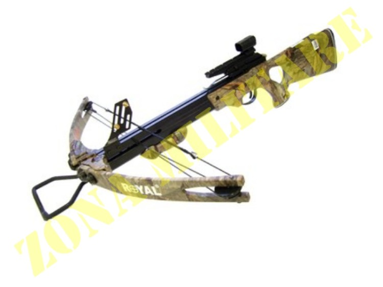 BALESTRA ROYAL COMPOUND 150 LIBRE COLORE CAMO