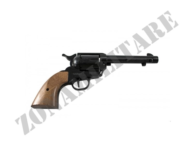 BRUNI REVOLVER SINGLE ACTION BLACK 380 A SALVE