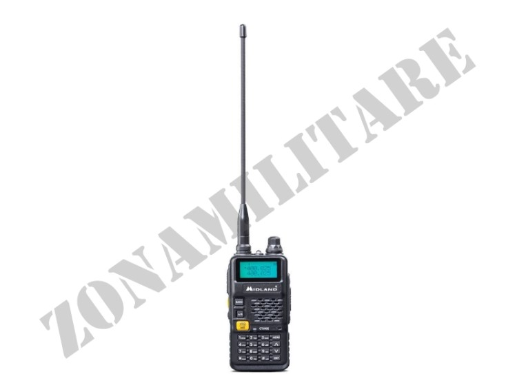 RADIO MIDLAND CT590S ENTRY LEVEL VHF UHF NERA
