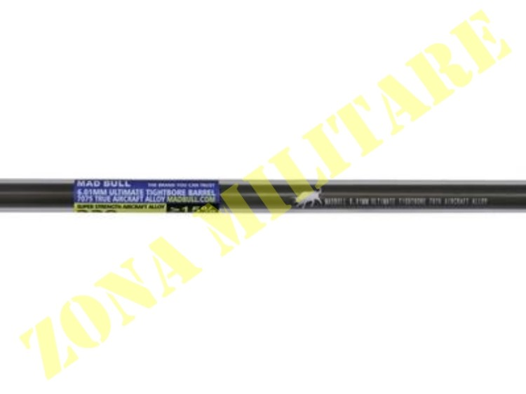 CANNA DI PRECISIONE MADBULL ULTIMATE 363 6.01MM