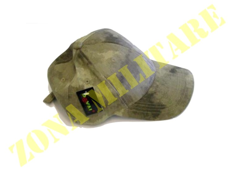 CAPPELLINO ROYAL BASEBAL CAP BDU ATACS F. GREEN