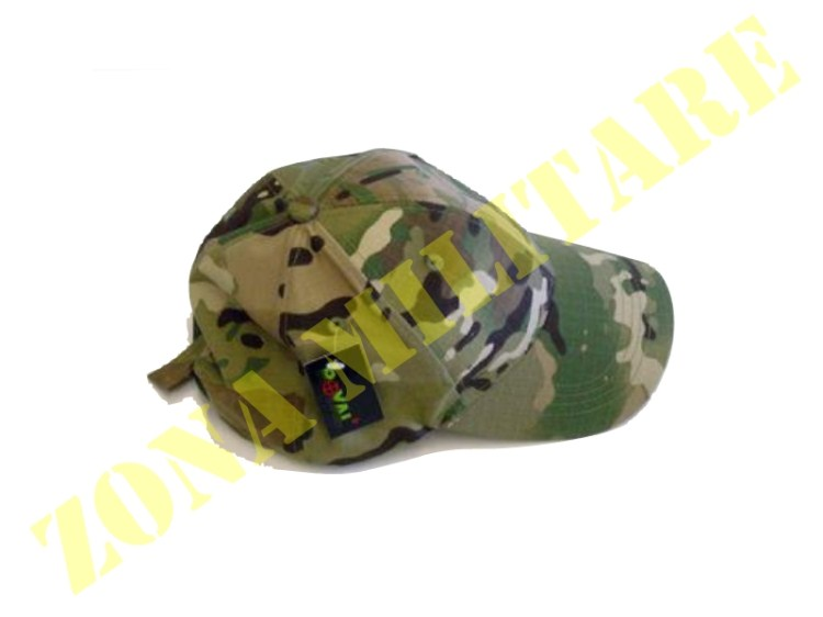 CAPPELLINO ROYAL BASEBAL CAP BDU MULTICAM