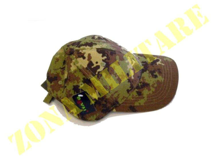 CAPPELLINO ROYAL BASEBAL CAP BDU VEGETATO