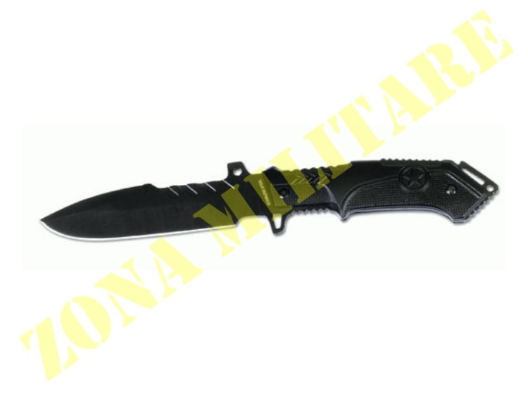 COLTELLO PIELCU MODELLO CROSSNAR BLACK