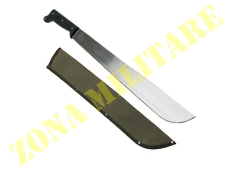 MACHETE ROYAL US SAWBACK CON FODERO CORDURA