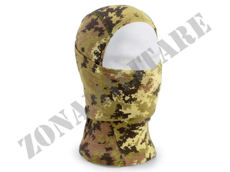 BALACLAVA MULTI COLLAR DEFCON 5 VEGETATO ITALIANO