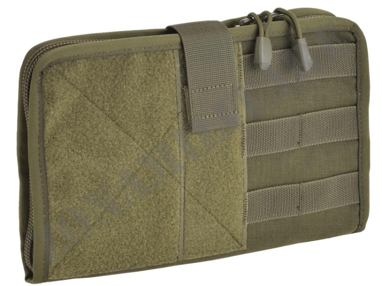 COMMAND PANNEL POUCH DEFCON 5 OD GREEN