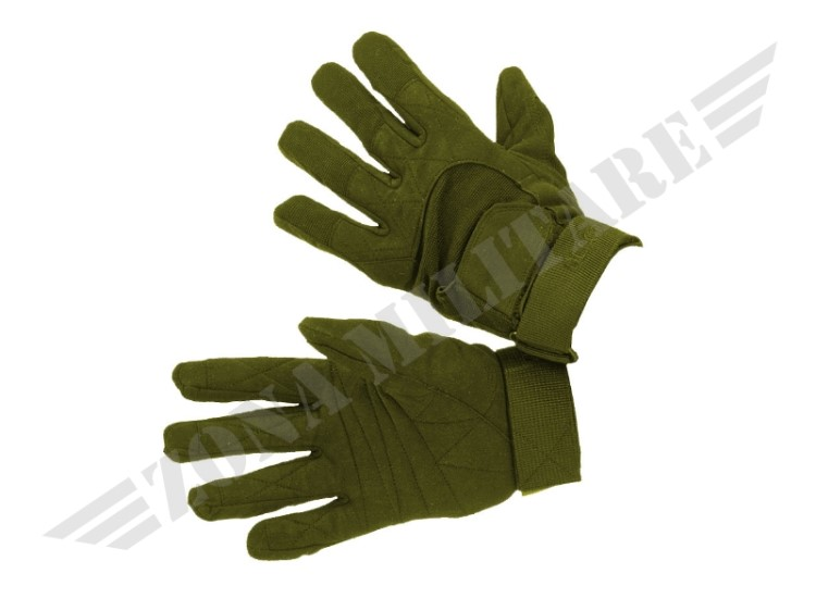 GUANTO DEFCON 5 SPECIAL FORCES FULL FINGERS OD GREEN