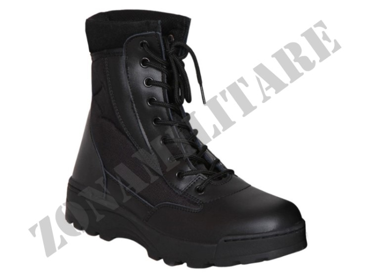 ANFIBIO DRAGONPRO COMBAT BOOT BLACK