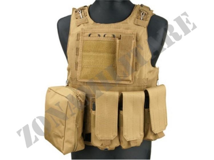 AMPHIBIOUS BODY ARMOUR TAN BLACK FROG INDUSTRIES
