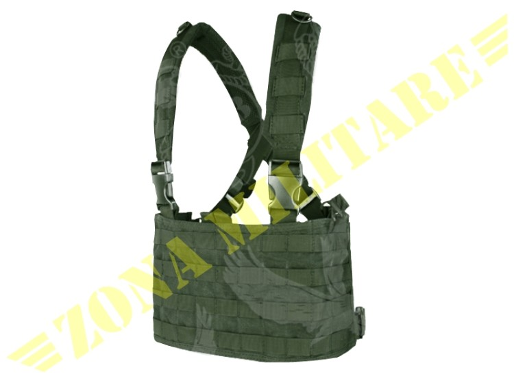 TATTICO CHEST RIG SBB CORDURA MODULARE COYOTE