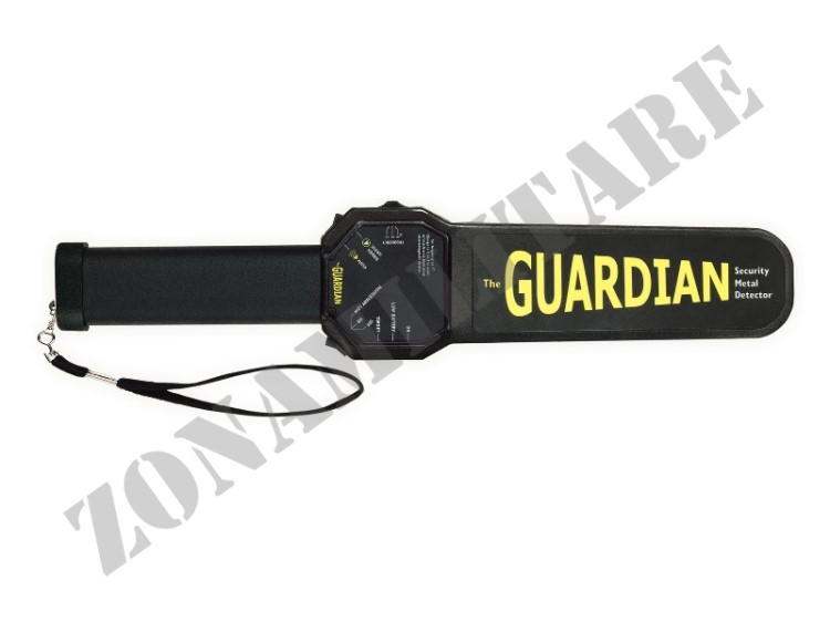 METAL DETECTOR GUARDIAN BODY