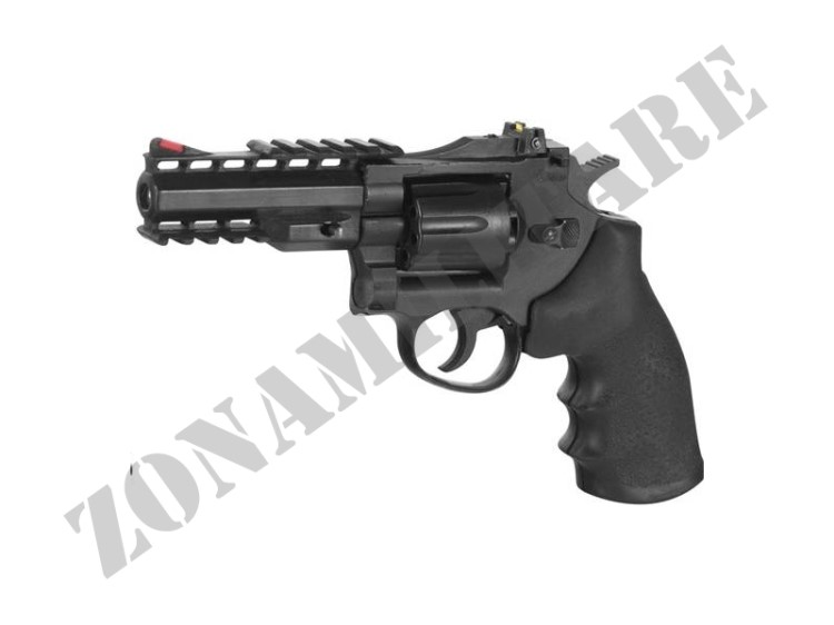 REVOLVER GAMO GR STRICKER 4'' CAL. 4,5 POT.<7,5 JOULE