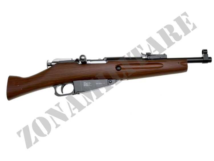 CARABINA GLETCHER M1891 CO2 CAL 4.5 POT.<7.5J