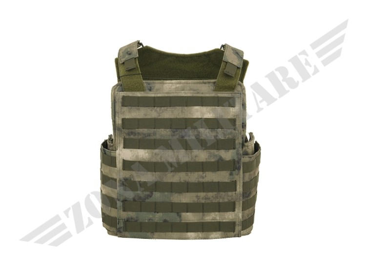 NAVY SEAL LIGHTFIGHTER PLATE CARRIER VEST FG 8 FIELDS
