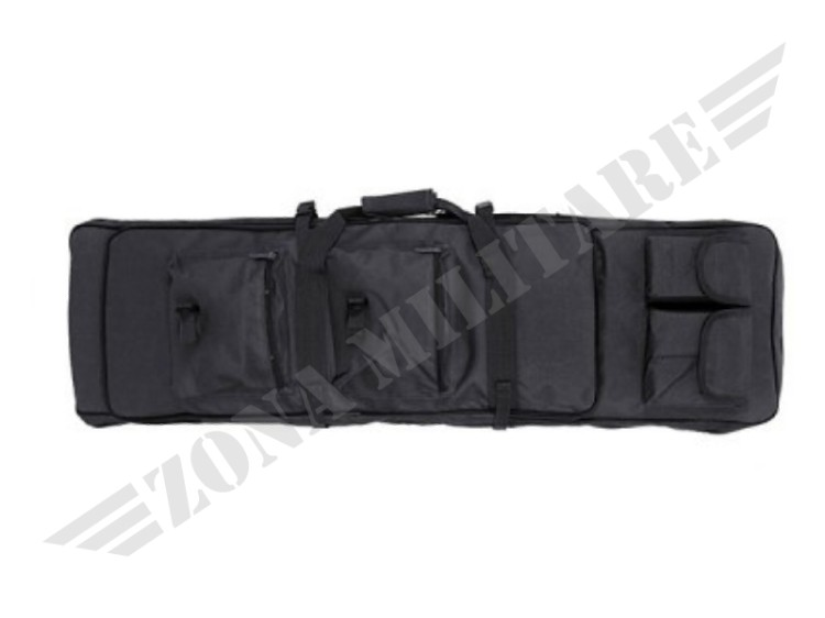 FODERO AIRSOFTRIFLE CASE 96 CM LONG BLACK 8FIELDS