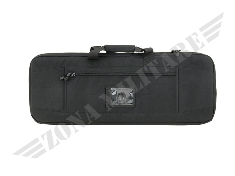 FODERO PADDED RIFLE CASE 90MC BLACK 8FIELDS