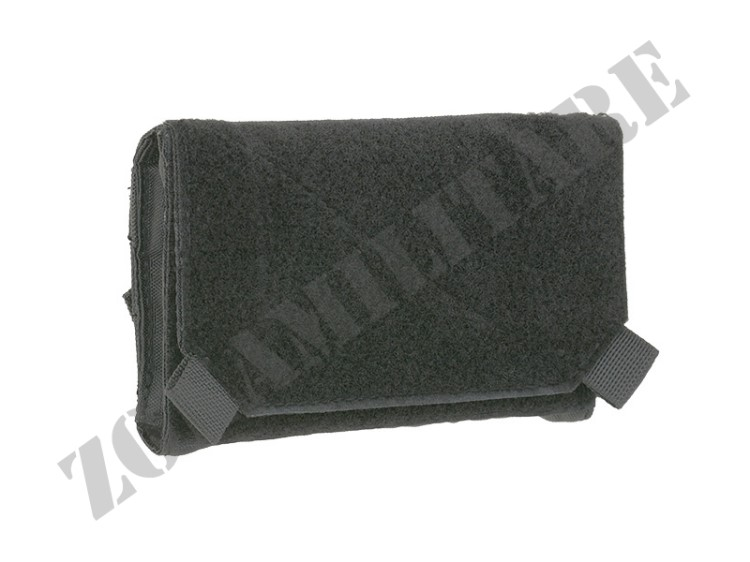 SMALL ADMIN POUCH RC 8FIELDS BLACK COLOR