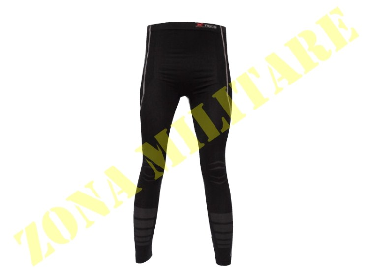 PANTA TECNICO RACE NERO X-TECH
