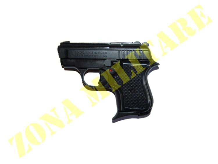 PISTOLA A SALVE BRUNI 315 CALIBRO 8MM NERA