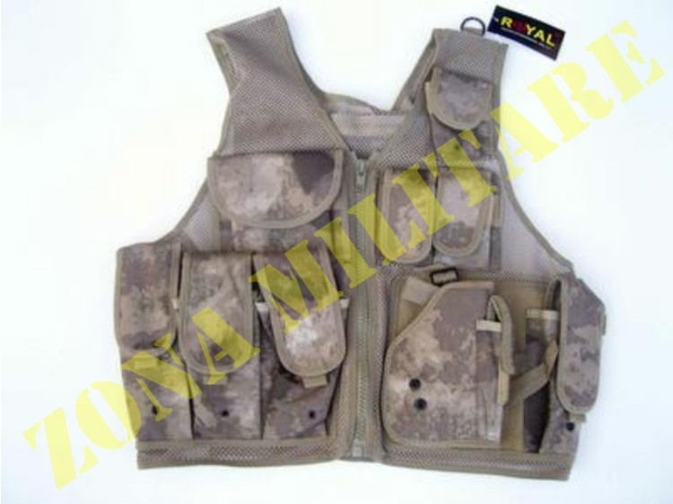 TATTICO ROYAL VEST COLORAZIONE A-TACS URBAN