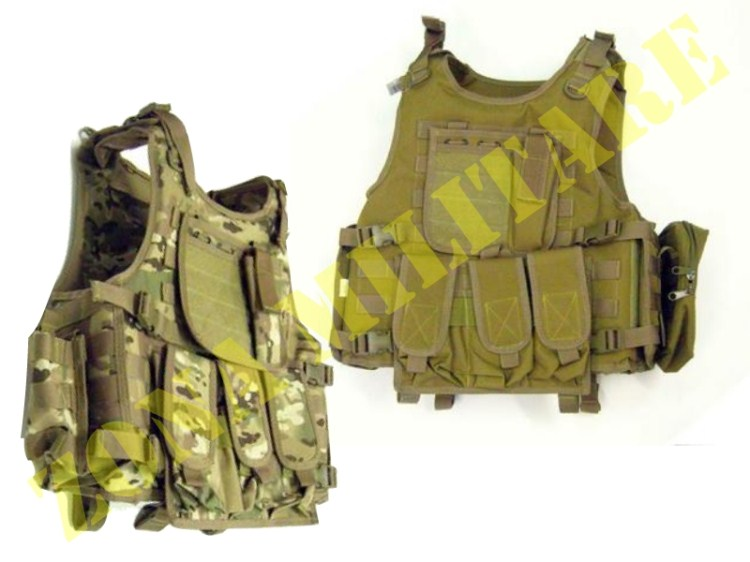 TATTICO ROYAL PLUS BODY ARMOR LIGHT COMPLETO