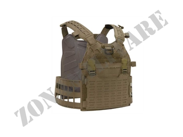 TATTICO CRUSADER PLATE CARRIER SET CPC COYOTE BROWN