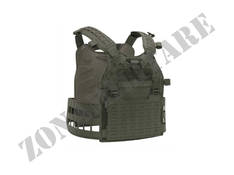 TATTICO CRUSADER PLATE CARRIER SET CPC RANGER GREEN