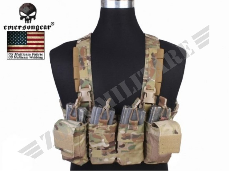 EMERSON EASY CHEST RIG/MULTICAM