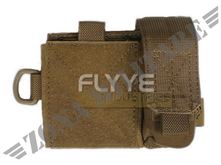 ADMIN POUCH COYOTE BROWN FLYYE