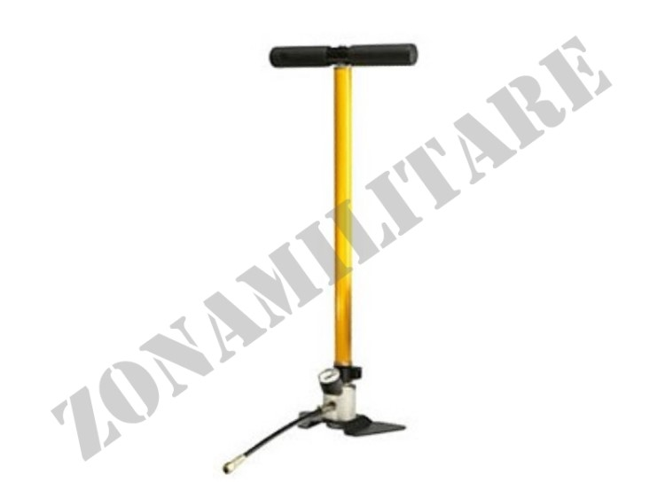 POMPA A MANO HILL AIR PUMP 200 BAR PER CARABINE