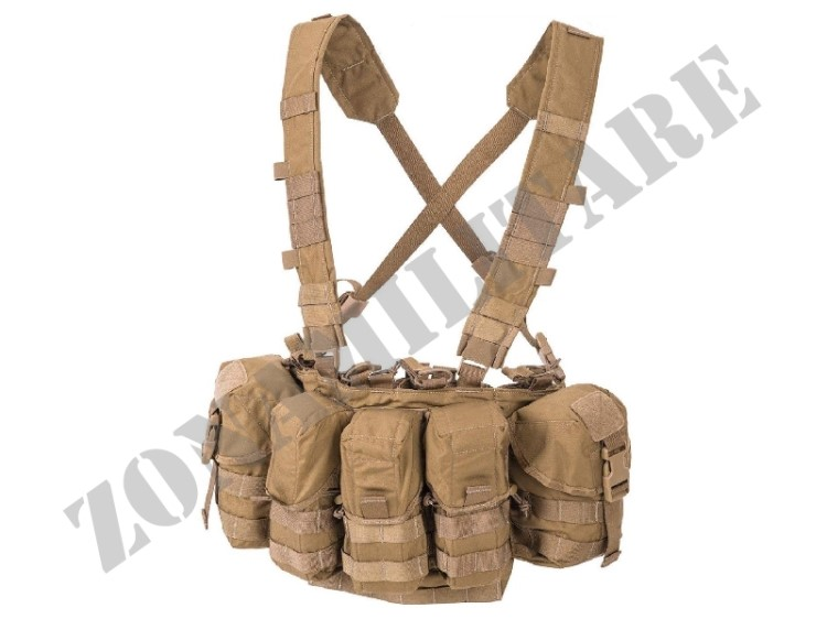 TATTICO HELIKON GUARDIAN CHEST RIG COYOTE