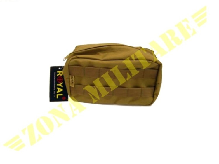 TASCA UTILITY ROYAL CORDURA COLORAZIONE TAN